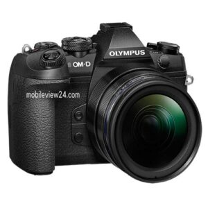 Olympus OM-D E-M1 Mark III – ED 12-40 mm f/2.8 PRO Kit Lens