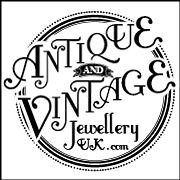 Antique & Vintage Jewellery Logo