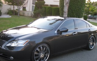 Finest Mobile Window Tinting in Greenwich, Connecticut
