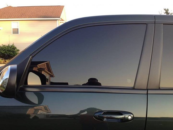 Mobile Window Tint Installation at Waterbury, Connecticut