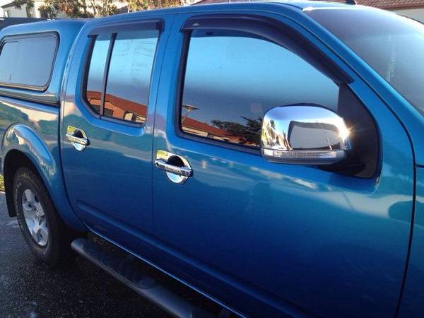 5 Types of Mobile Window Tint in Martinsburg, West Virginia