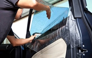 Types of Mobile Window Tinting in Newport, RI