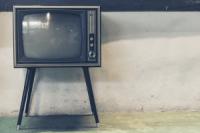 Fernseher im Hotel