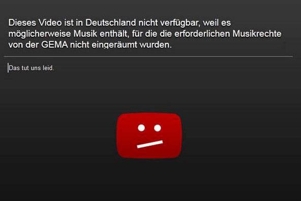 Video Deutschland YouTube umgehen