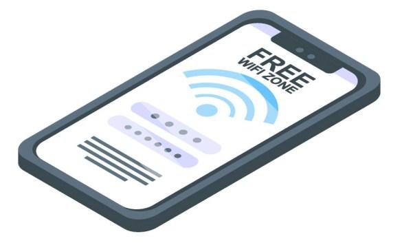 Smartphone Hotspot für Wlan im Auto