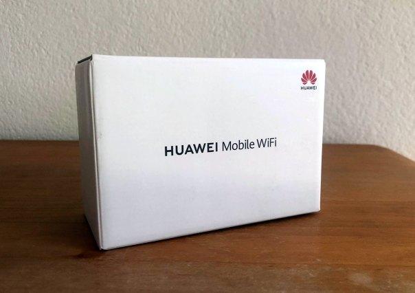 Huawei Mobile Wifi Verpackung