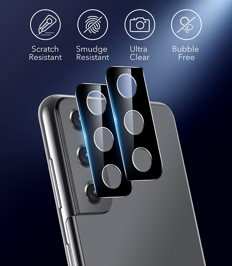 Galaxy S21 Ultra Camera Lens Protector Glass Protection