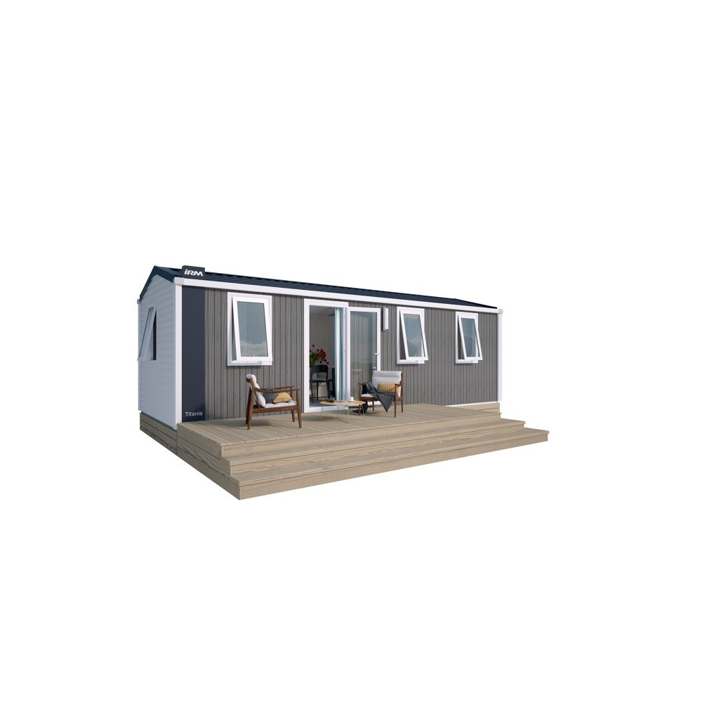 mobil home irm titania 2 chambres