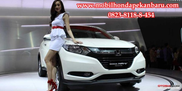 Brosur Daftar Harga Promo Tunai cicilan Cash Kredit murah syarat persyaratan Spesifikasi Mobil Honda Showroom Dealer di Pekanbaru new HRV CRV Mobilio Jazz Brio Satya