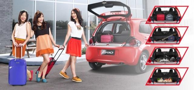 interior brio 02 harga mobil brio pekanbaru angsuran harga brosur CRV HRV murah kredit dealer rendah cicilan showroom riau daftar MOBILIO Jazz ringan dp