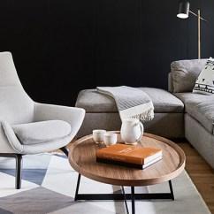 Living Room Furniture Wood Ideas For Color Schemes Canadian Modern Store Mobilia Le Blogue De Style