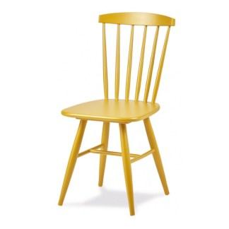 Silla Windsor · Ercol Amarilla