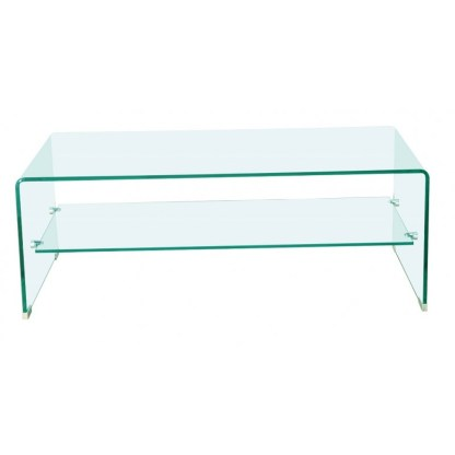 Mesa de centro Glass S 110x55cm