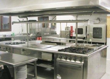 Muebles Para Cocina De Acero Inoxidable | Estanterias De Acero ...
