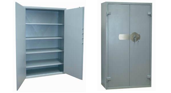 armarios de seguridad ignífugos