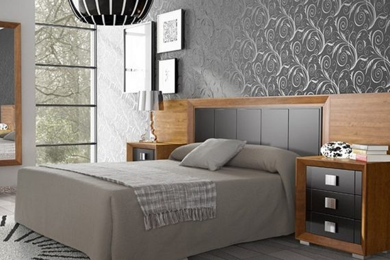 Dormitorio rustico Dormitorio colonial