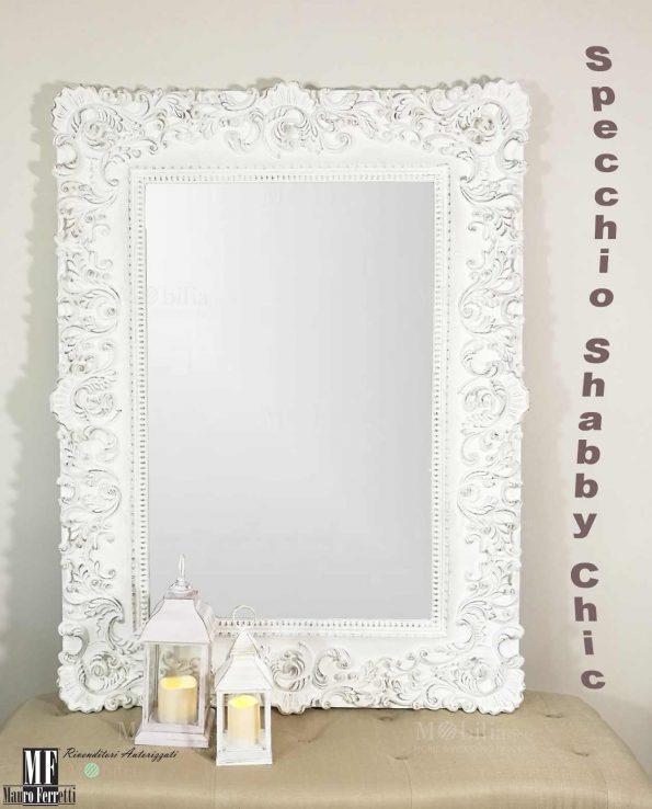 Specchio da Parete Shabby Chic in offerta  MobiliaStore