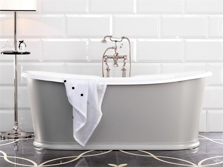 vasca da bagno stile antico  idee per i mobili del bagno