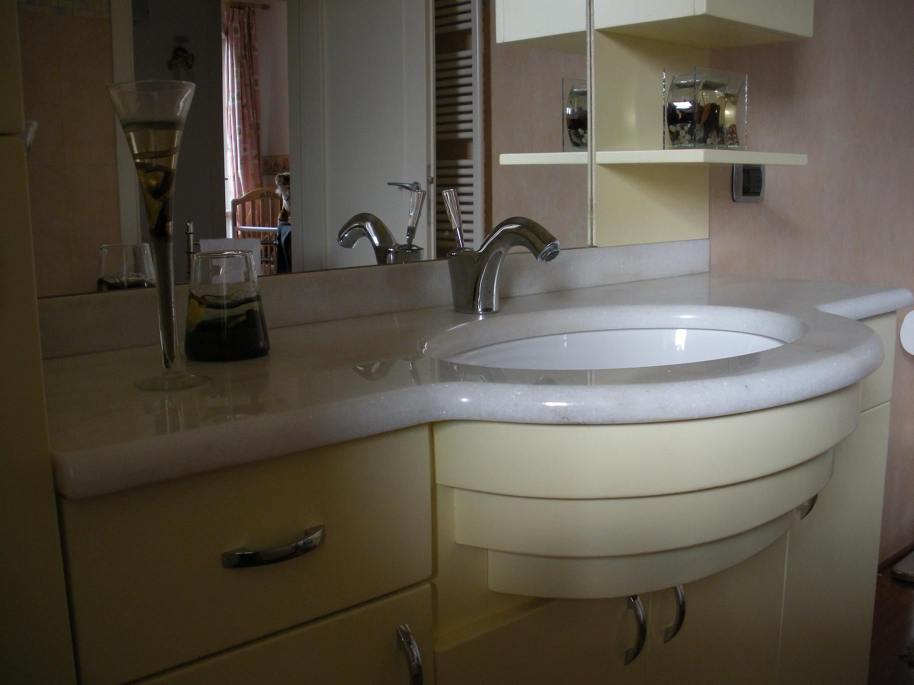 Mobili per bagno lavabo mobile lavabo e lavatrice con mobili
