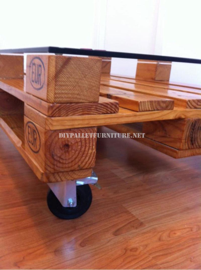 Tavolino con palletMobili con Pallet  Mobili con Pallet