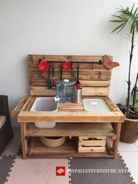 Cucina per bambiniMobili con Pallet  Mobili con Pallet