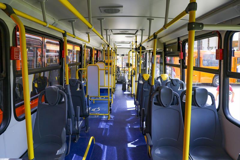 cajuru interior ônibus