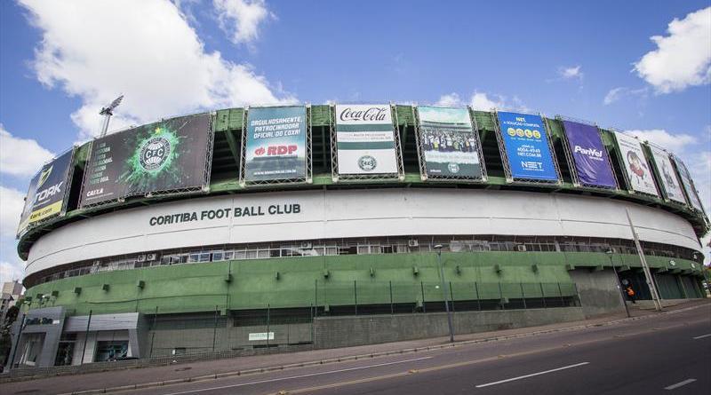 estádio Couto Pereira