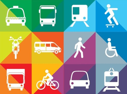 mobilidade urbana conceito