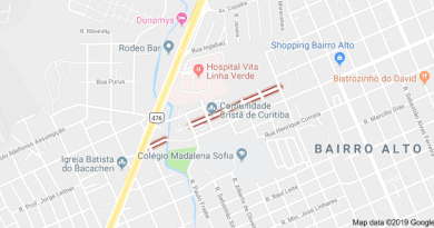 Rua Bento Ribeiro Bairro Alto
