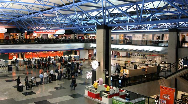 Aeroportos Aeroporto Afonso Pena