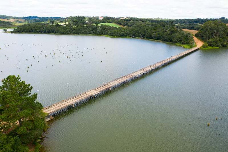 Represa Rio Verde