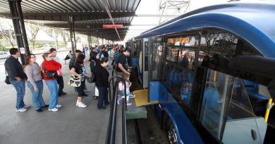 Azulão Curitiba Transporte Coletivo