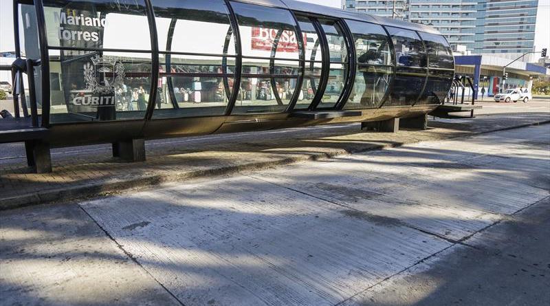 Estação-Tubo Mariano Torres