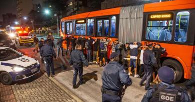 Operação no Juvevê Guarda Municipal