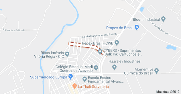Rua Arthur Tambosi