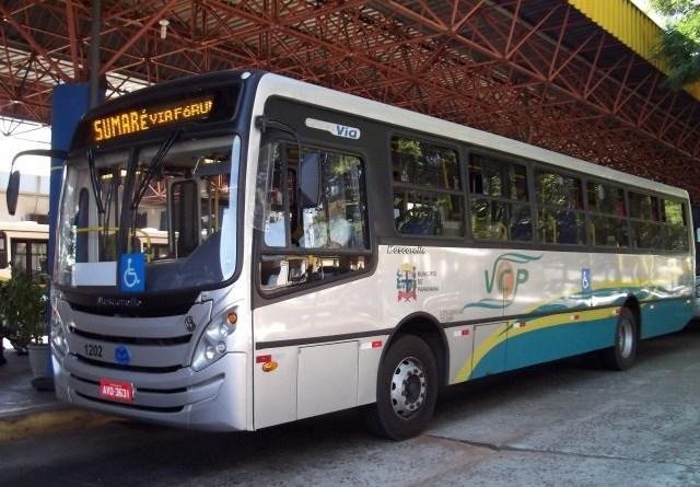 Ônibus Paranavaí