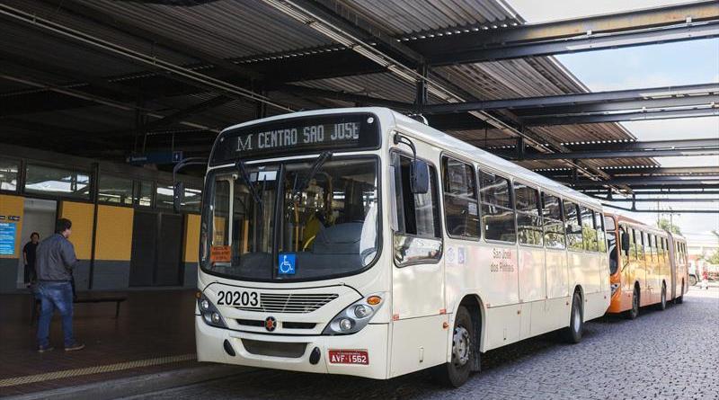 Centro São José Linha de ônibus até Colônia Rio Grande