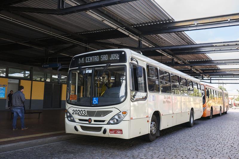 Centro São José Linha de ônibus