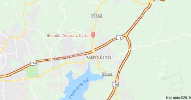 Rodovia BR-116 Quatro Barras