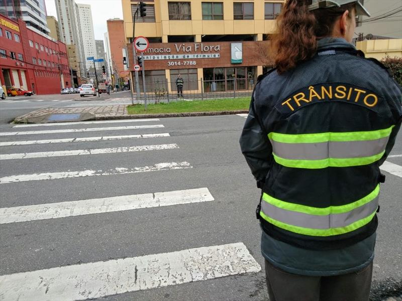 Ação pedestres