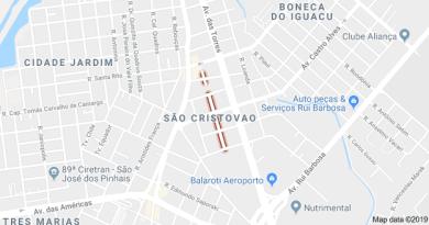 Rua Bandeirantes São José dos Pinhais