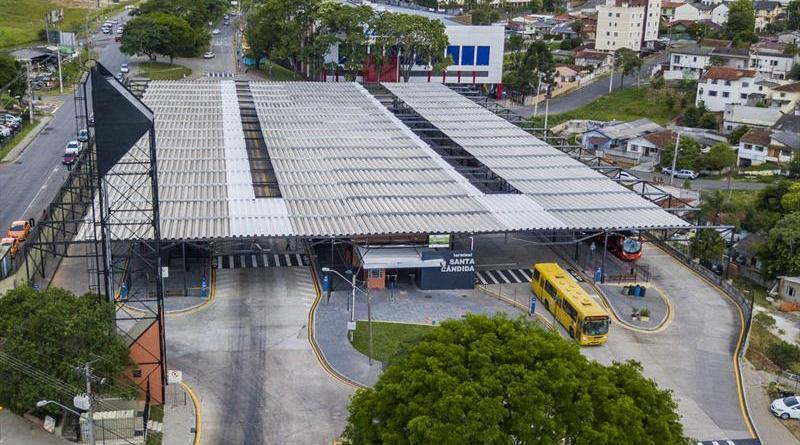 Terminal Santa Cândida Recarga de créditos