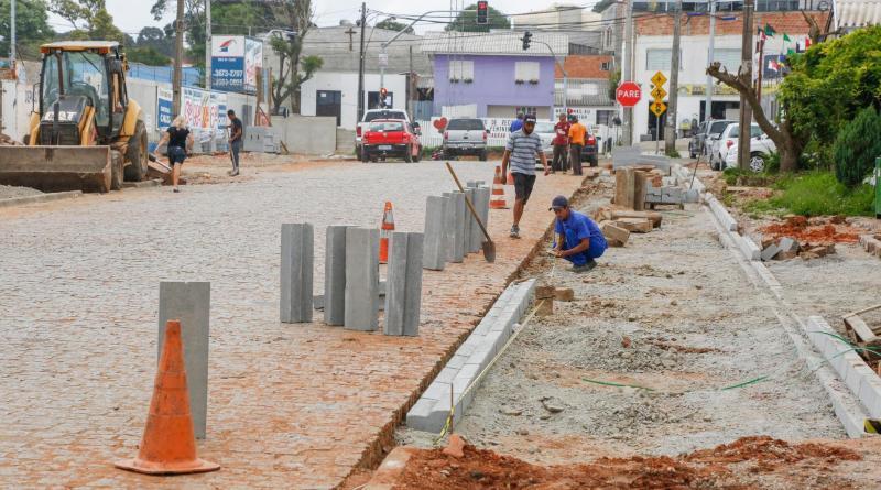 Avenida Centenário do Paraná