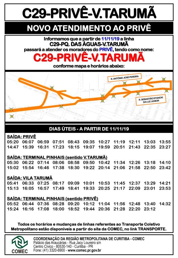 C29 Privê Vila Tarumã