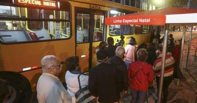 Linha Especial Natal em Curitiba
