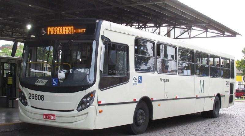 D66 Ônibus em Piraquara