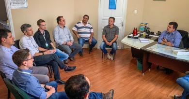 Reunião em Tijucas do Sul