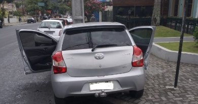Carro Avenida Munhoz da Rocha