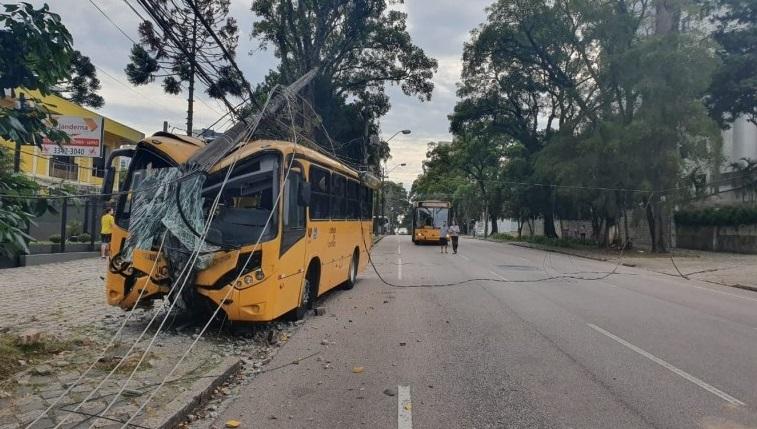 Ônibus Avenida Iguaçu