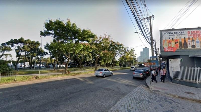 Avenida Affonso Camargo